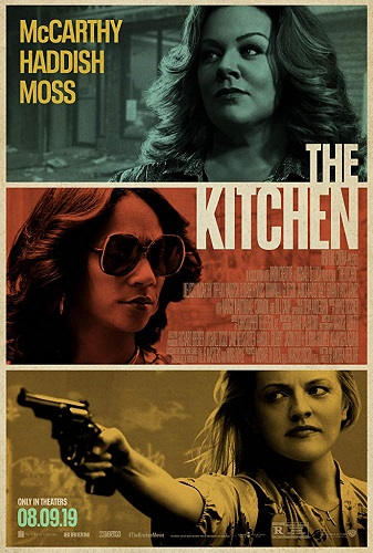 The Kitchen 2019 1080p BluRay x264-DRONES