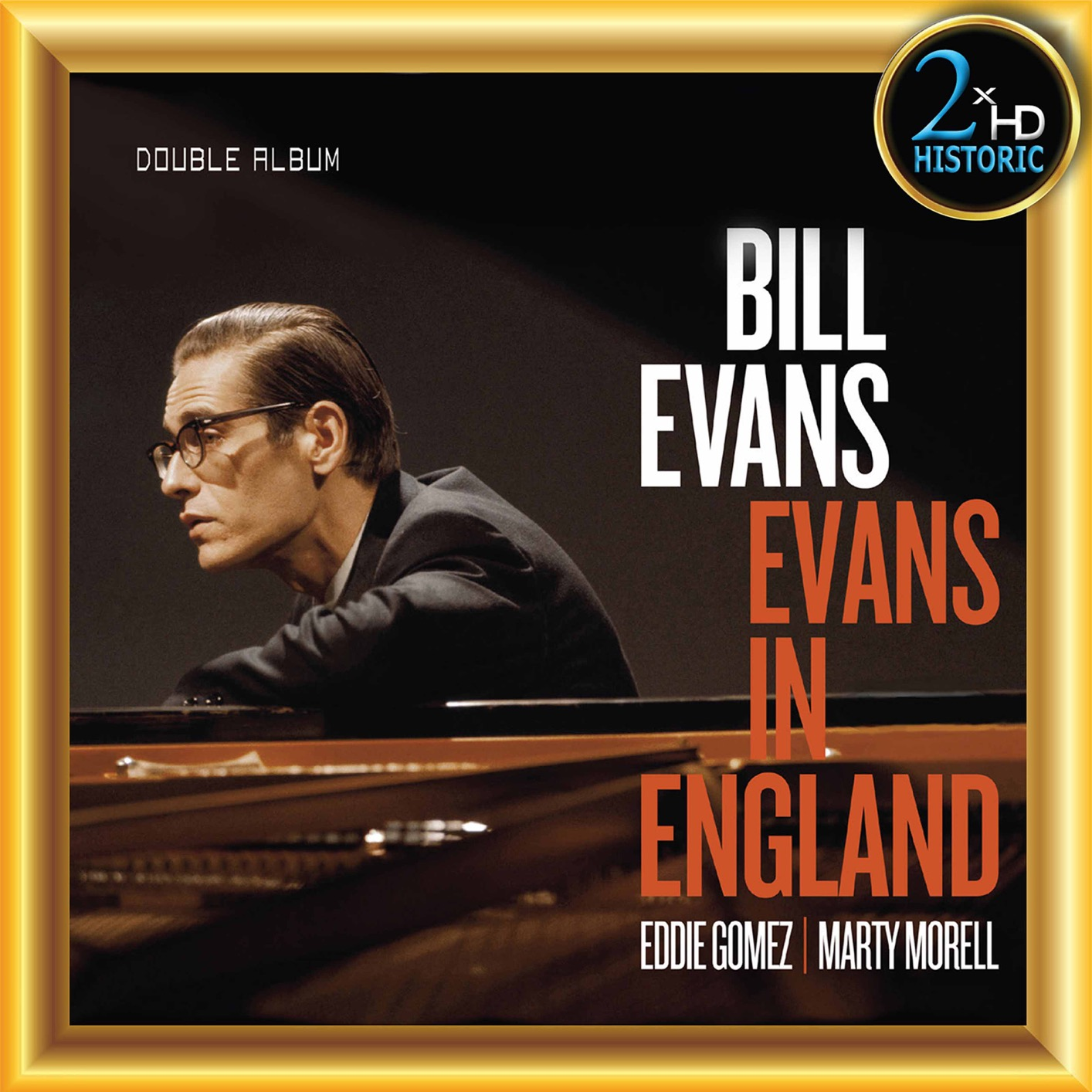 [TR24][OF] Bill Evans, Eddy Gomez, Marty Morell - Evans in England (Remastered)- 2019 (Jazz)
