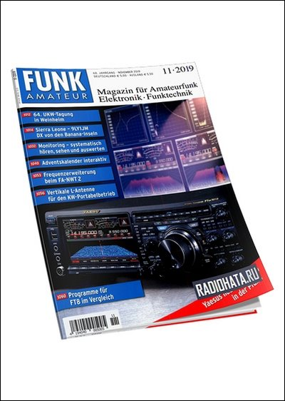 Funkamateur №11 (November 2019)