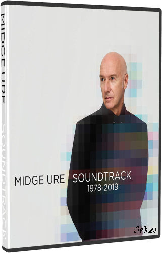 Midge Ure ‎- Soundtrack 1978-2019 (2019, DVD5)