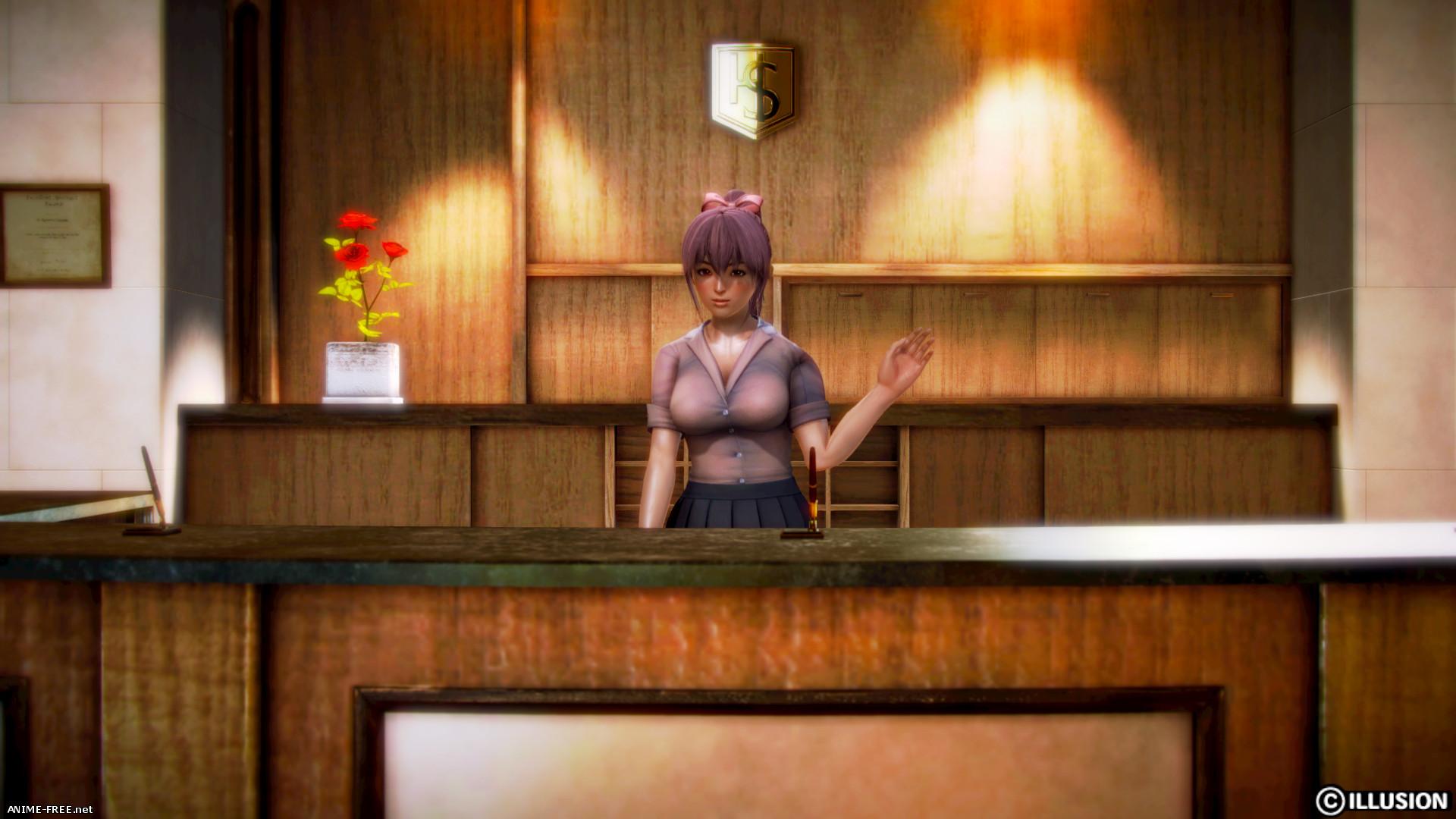 Dream Hotel [2019] [Uncen] [ADV, 3DCG, Animation] [ENG] H-Game