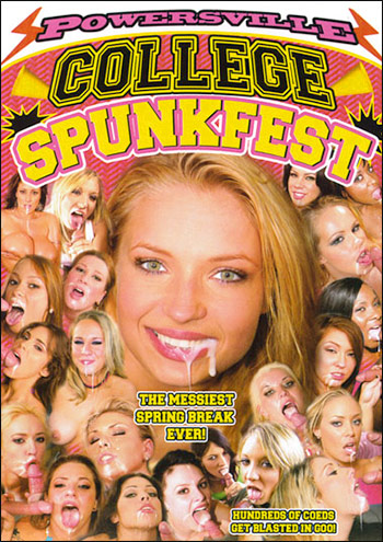 College Spunkfest (2012) WEB-DLRip |