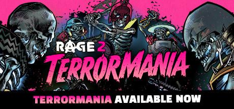 RAGE 2 TerrorMania-CODEX