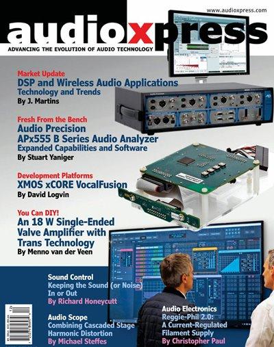 AudioXpress №12 (December 2019)