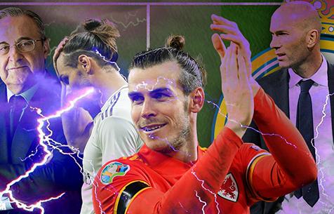 """Marca: Что """"Реал Мадрид"""" должен сделать с Бэйлом?"""