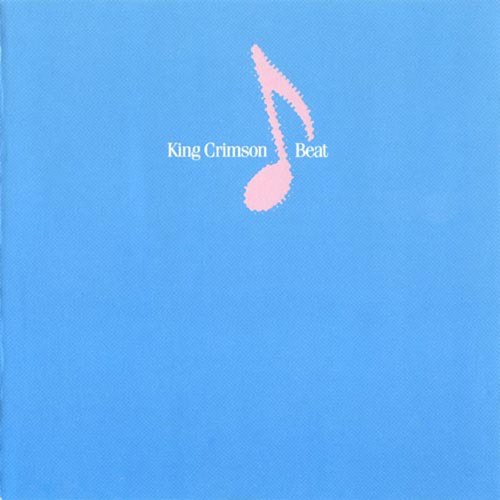 King Crimson - Beat (Box Set On (And Off) The Road) - 1982 (2016, Blu-ray)