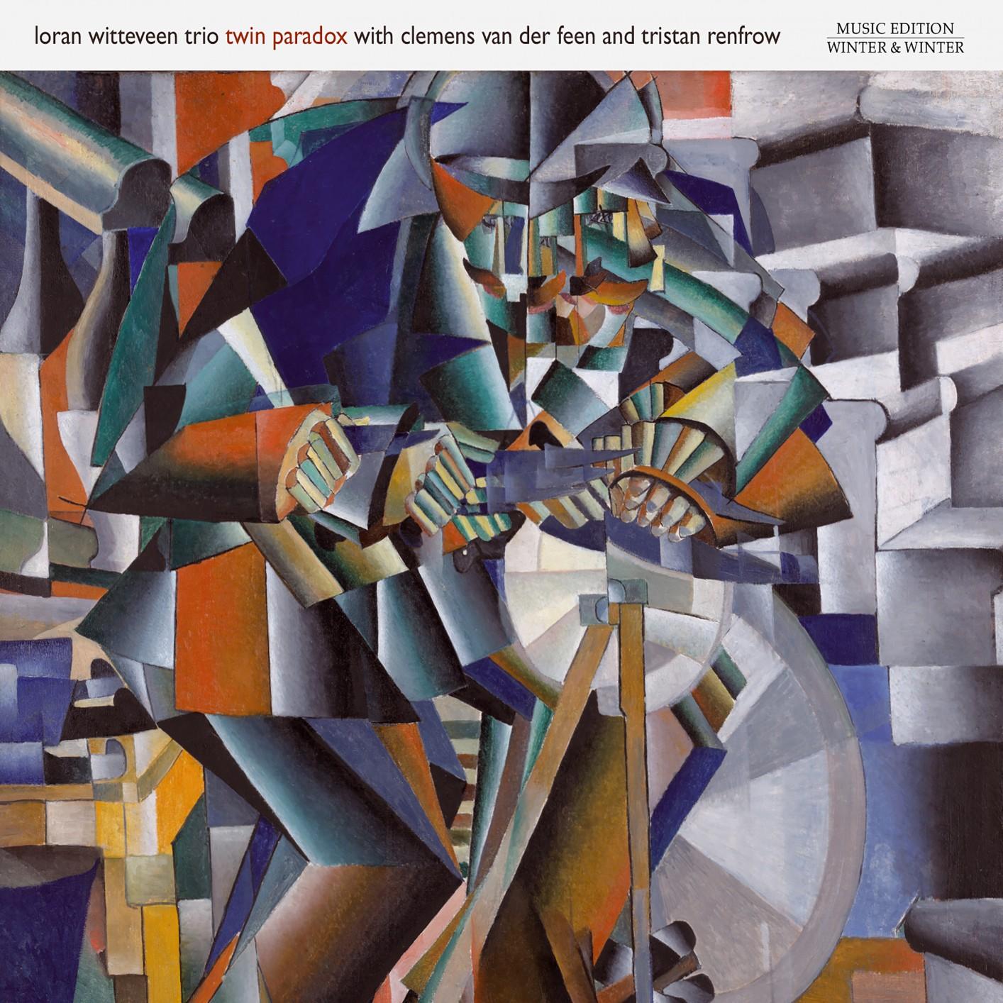 [TR24][OF] Loran Witteveen Trio - Twin Paradox - 2019 (Contemporary Jazz)