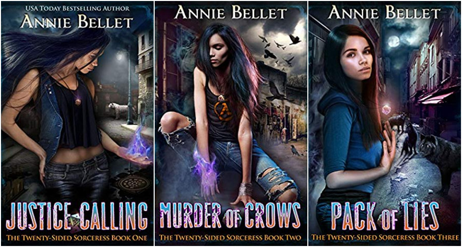 Annie Bellet - Collection