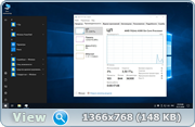 Windows 10 [2in1] 1809 by OneSmiLe [17763.864] (x64) (2019) -Rus-