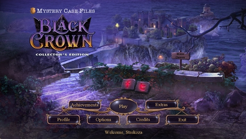 Mystery Case Files 20: Black Crown Collectors Edition 2019 Final