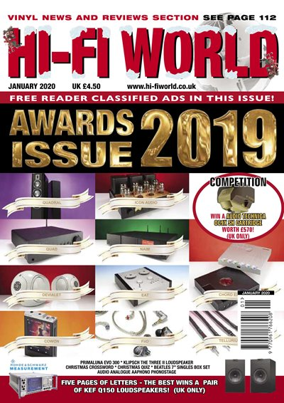 Hi-Fi World (January 2020)