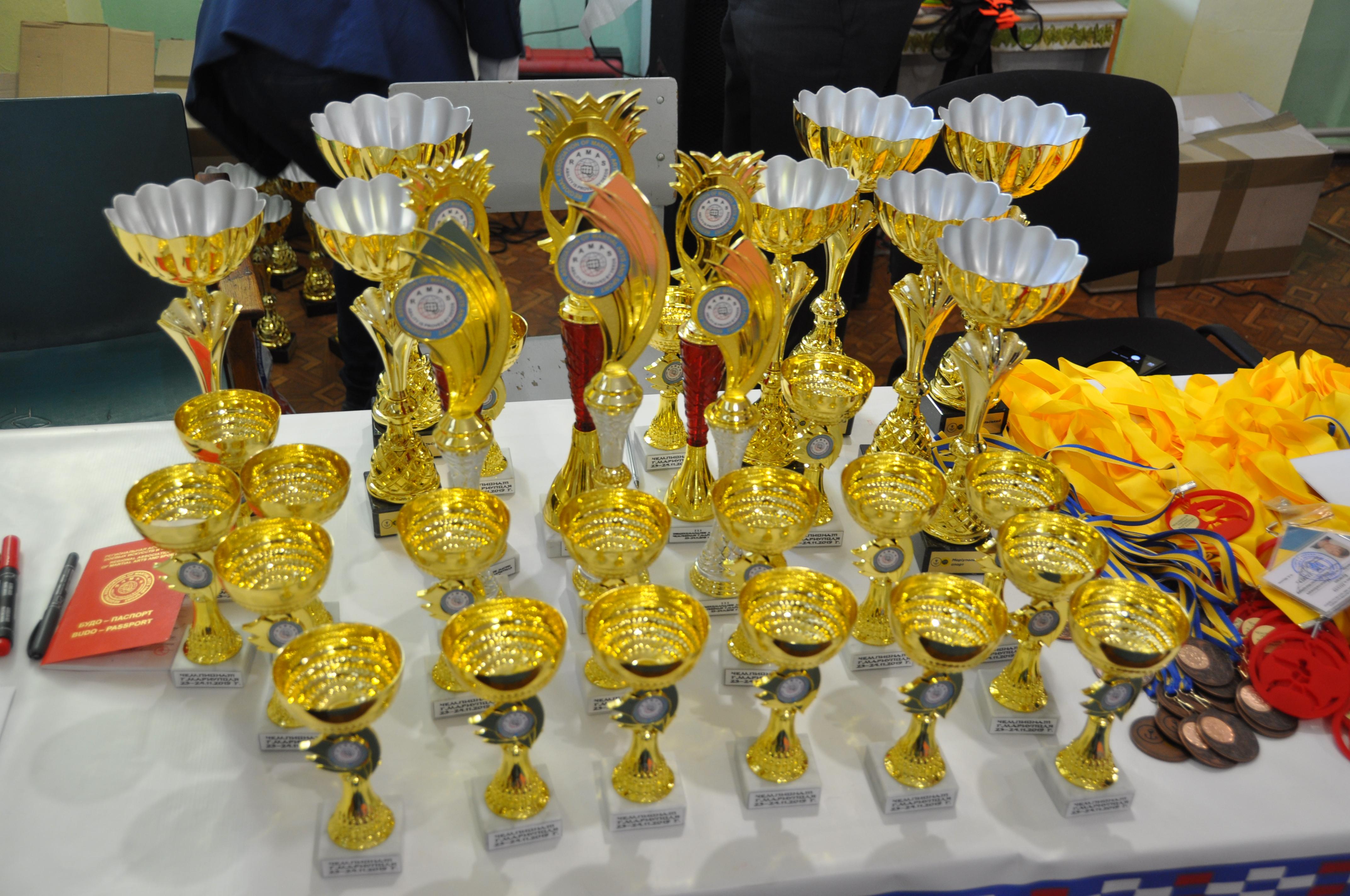 Чемпионат и Первенство города по боевым искусствам