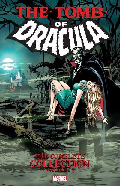 Tomb of Dracula – The Complete Collection Vol. 1 (TPB) (2017)-P2P