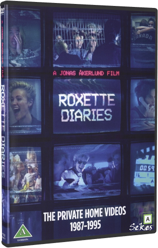 Roxette Diaries - The Private Home Videos (1987-1995) (2016, DVD5)