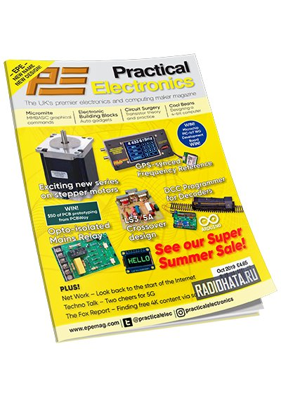 Practical Electronics №10 (October 2019)
