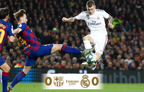 FC Barcelona - Real Madrid C.F. 0:0