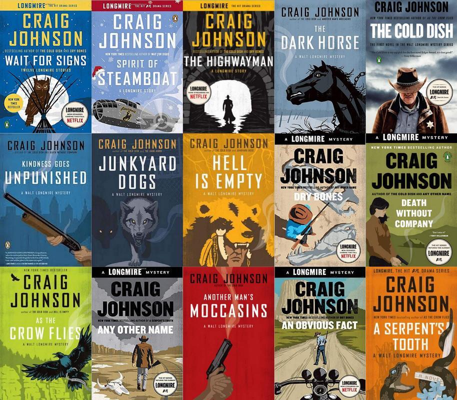 Craig Johnson - Collection