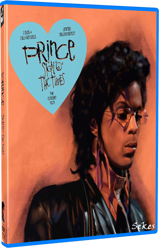 Prince - Sign O the Times 1987 (2019, Blu-ray)