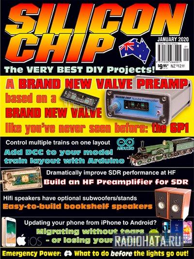 Silicon Chip №1 2020