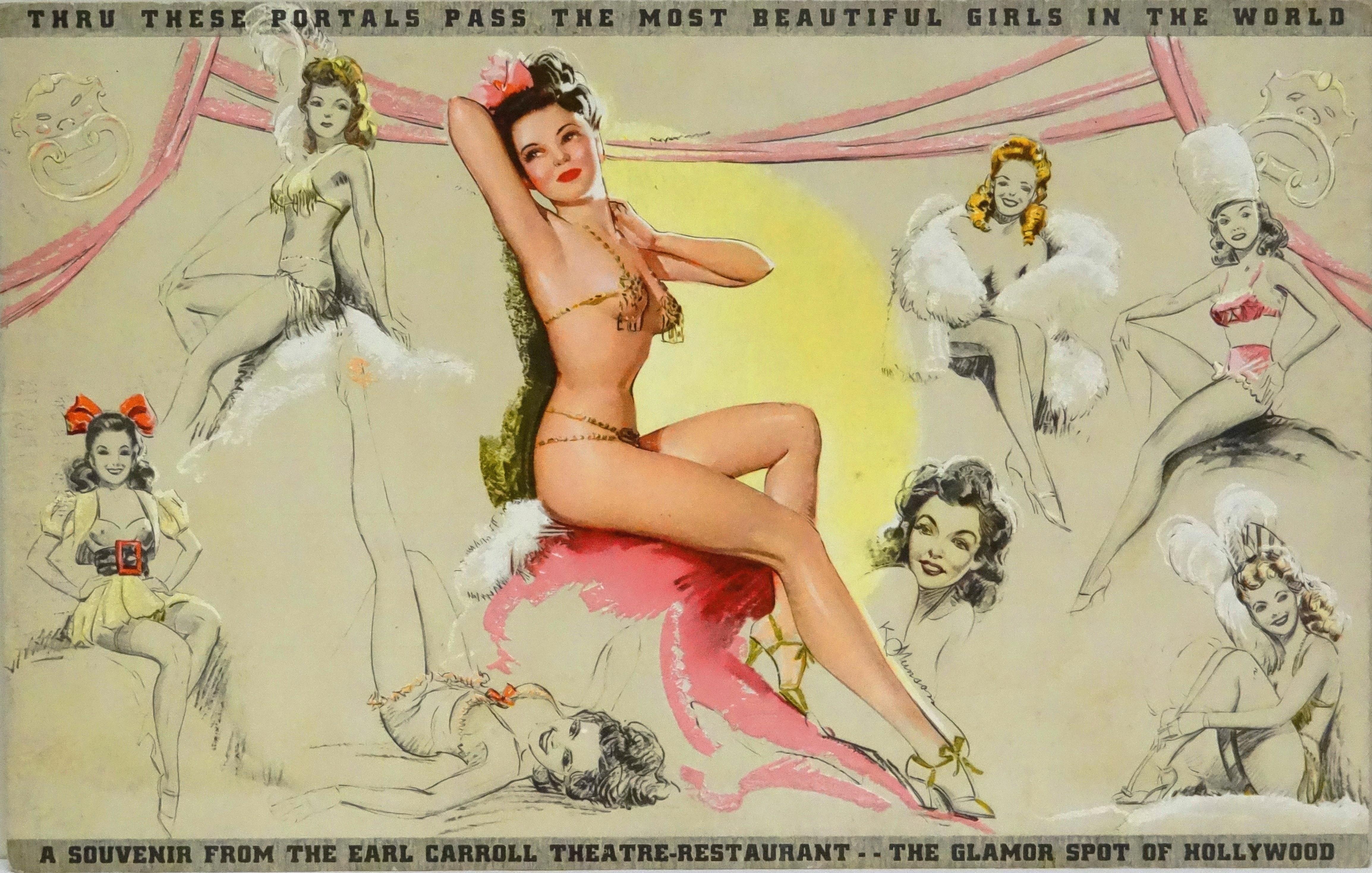 The Glamor Spot of Hollywood (1940s).jpg