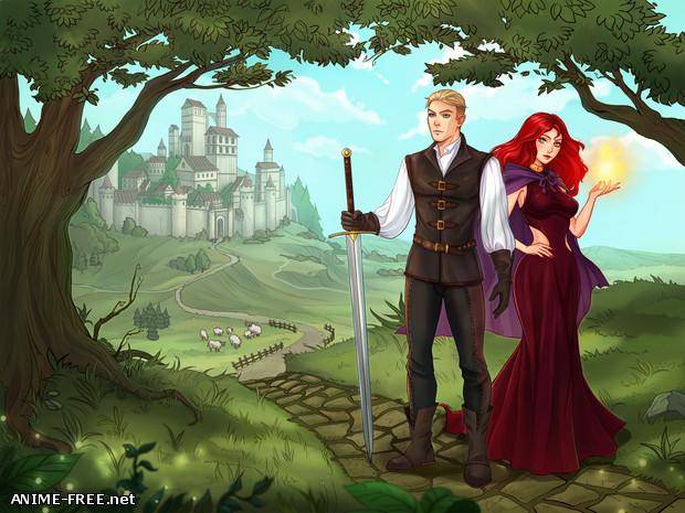 Camelot: Reborn [2020] [Uncen] [ADV] [RUS,ENG] H-Game