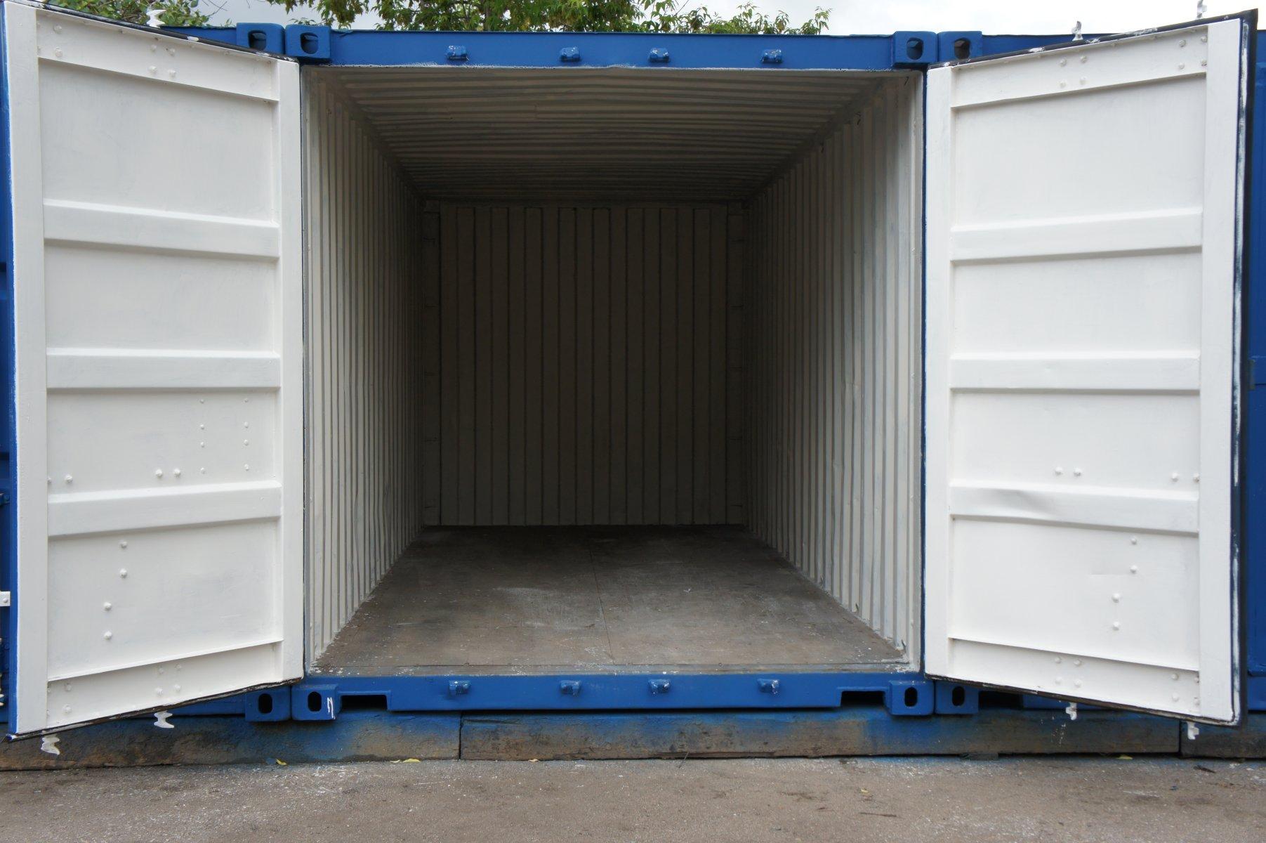аренда контейнера под склад в Петербурге