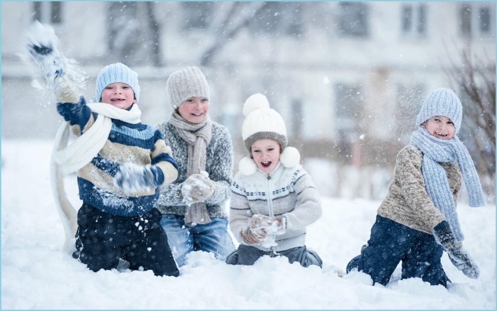 Как выбрать детскую одежду оптом на зиму