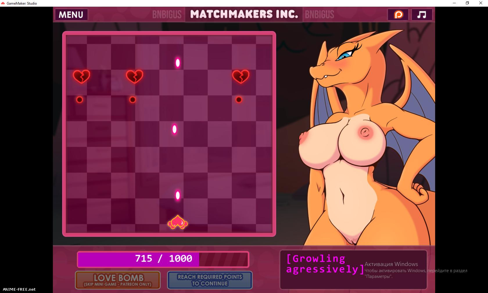 Matchmakers Inc [2019-2020] [Uncen] [ADV, Animation] [ENG] H-Game