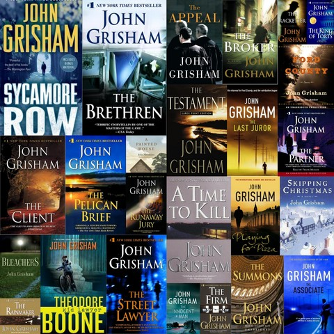John Grisham - Collection