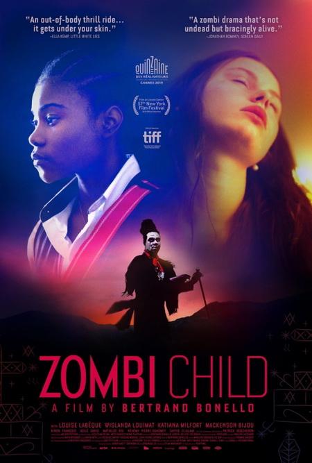 Малышка зомби / Zombi Child (2019) WEB-DL 720p | iTunes