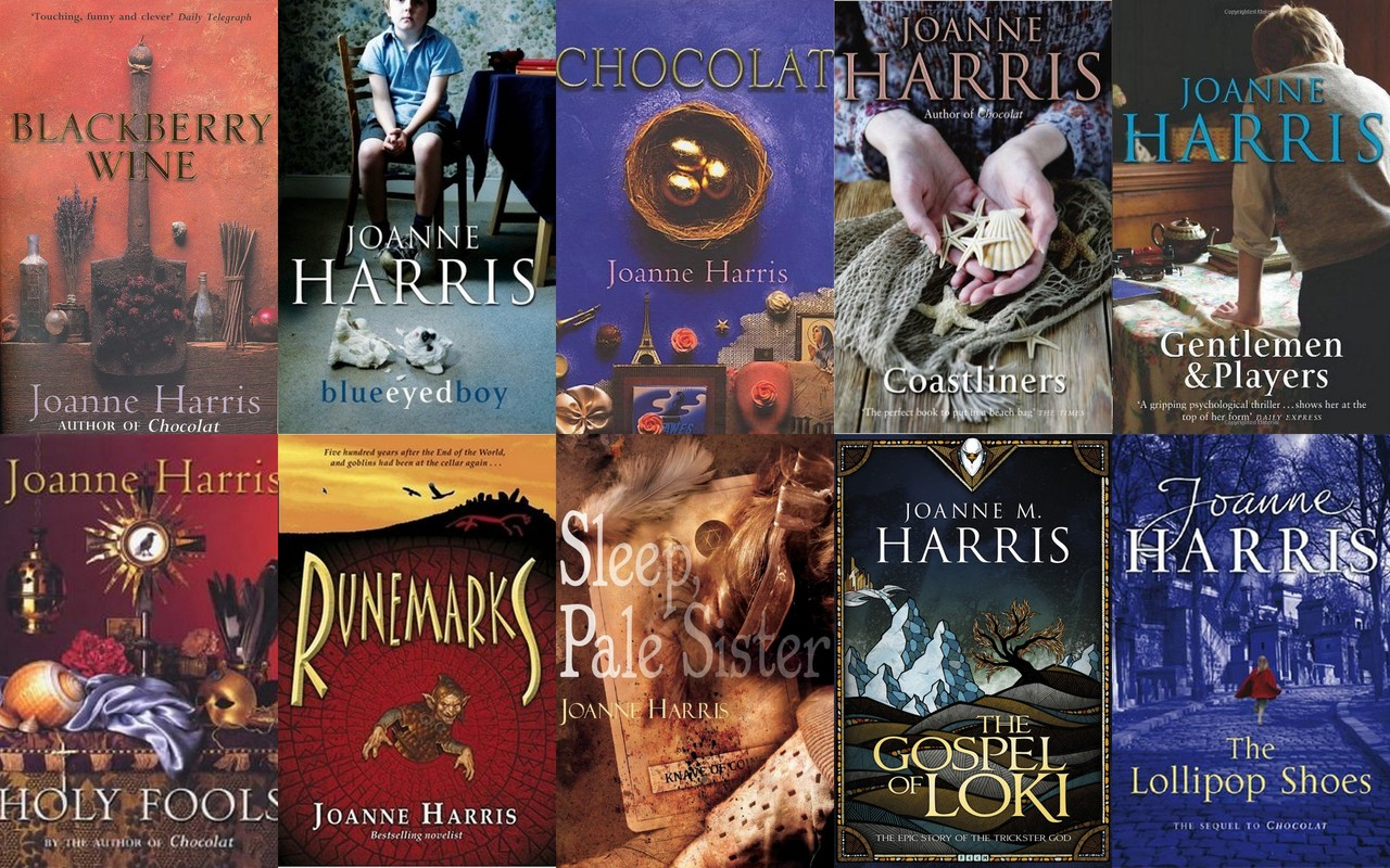 Joanne Harris - Collection