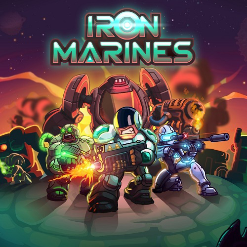 Iron Marines (2019) PC | Лицензия