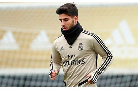 """Marca: """"Мадрид"""" внёс Асенсио в заявку на Лигу Чемпионов"""