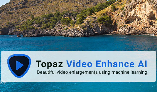 Topaz Video Enhance AI 1.0.2 x64 (+ Portable) [2020, ENG]
