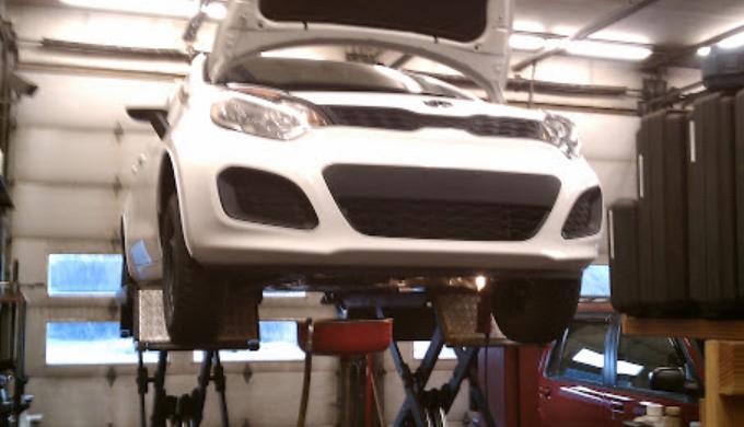 Ремонт подвески Киа требует глубокого знания устройства автомобиля