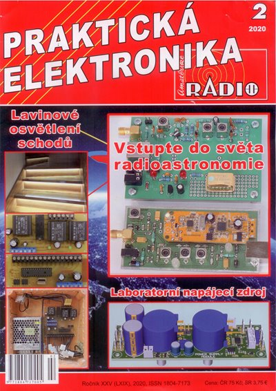 A Radio. Prakticka Elektronika №2 2020