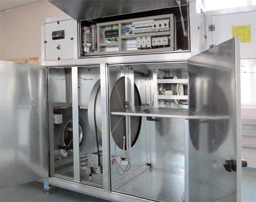 Что такое промышленные осушители воздуха и для чего они используются