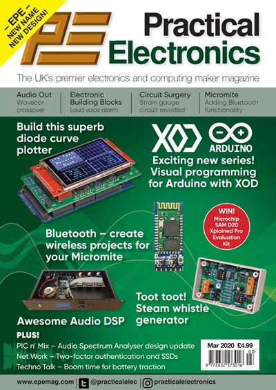 Practical Electronics №3 (March 2020)