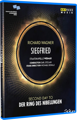 Richard Wagner - Siegfried Second Day to Der Ring der Nibelungen (2008, Blu-ray)