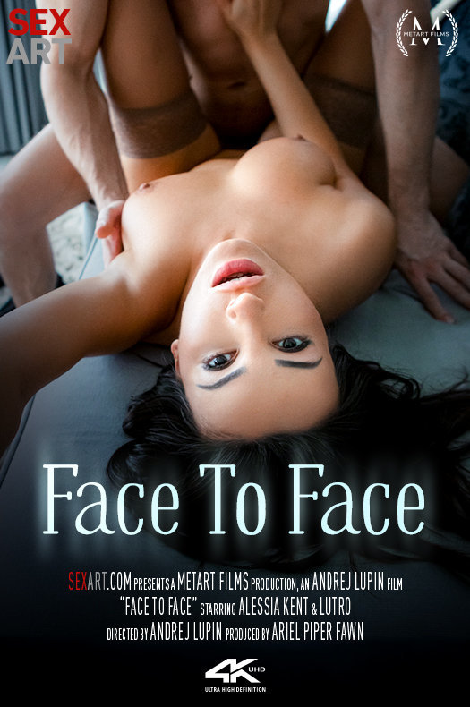 Alessia Kent - Face To Face (2020) SiteRip |