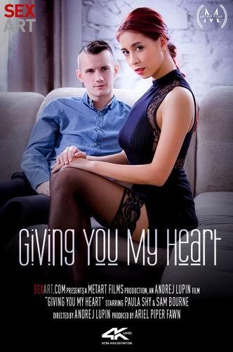 Paula Shy - Giving You My Heart (2020) SiteRip |