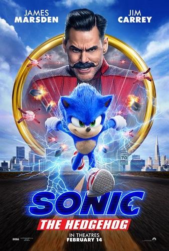 Sonic the Hedgehog 2020 1080p HC HDRip AC3 x264-CMRG