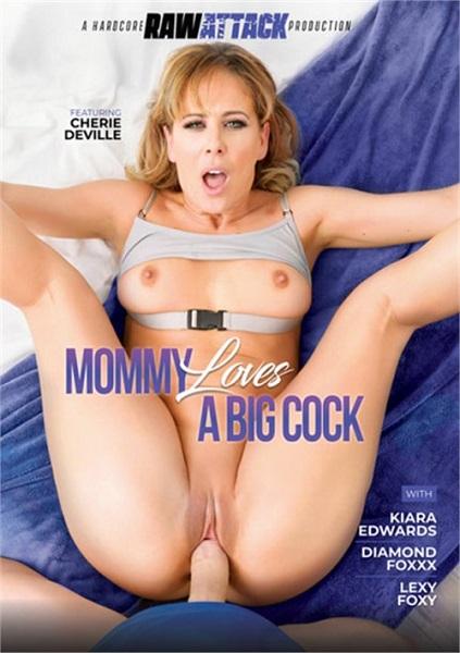 Мамочки любят большой член  |  Mommy Loves A Big Cock (2020) WEB-DL