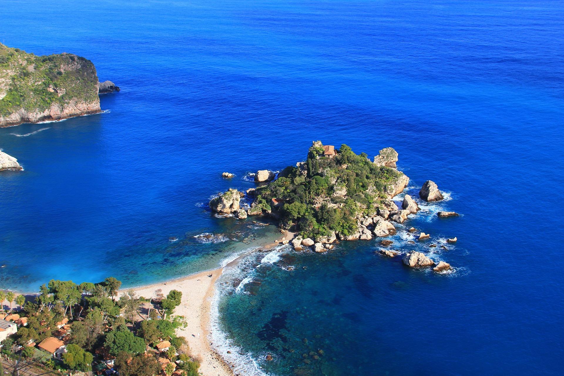 Островная Италия, морской отдых