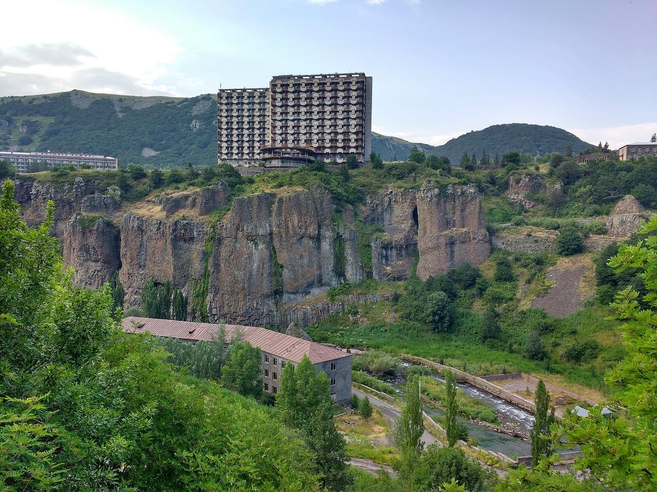 Минеральные источники в Армении