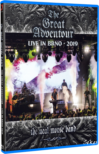 The Neal Morse Band - The Great Adventour Live In Brno (2020, 2xBlu-ray)