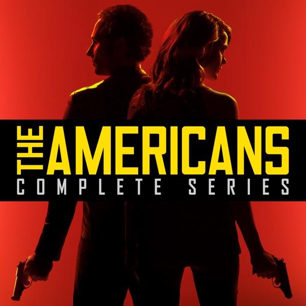 Американцы / The Americans [S01-06] (2013-2018) WEB-DLRip | NewStudio | 62.61 GB
