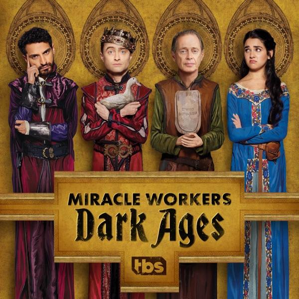Чудотворцы / Miracle Workers [02х01-08 из 10] (2020) WEB-DL 1080p | Кураж-Бамбей