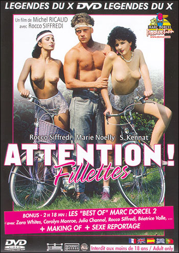 Marc Dorcel - Внимание! Маленькие девочки / Attention! Fillettes (1987) DVD9