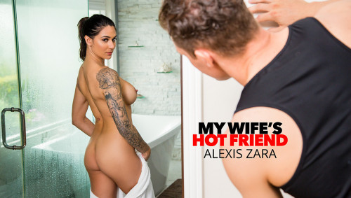 Alexis Zara - Alexis Zara fucks her trainer and best friend's husband (2020) SiteRip |
